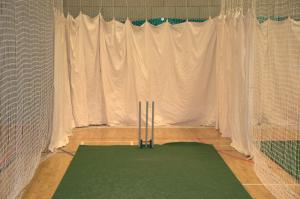 Indoor Net Dates Confirmed