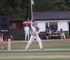 Skipper scores his 18th Qcc Century