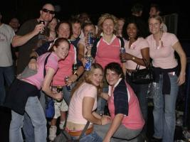 Pink Ba Bas do the Middlesex 7s 2009