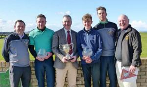 2016 Mens Inter County Foursomes