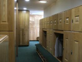 Locker Room Facilities
