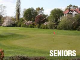 Seniors Open report & thanks