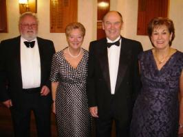 Captains Dinner Dance in Photos